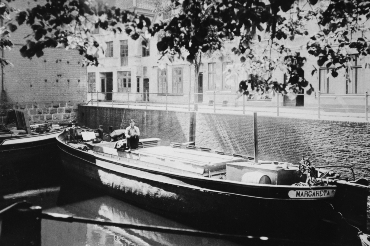 Margareta vor der Fleth-Mühle